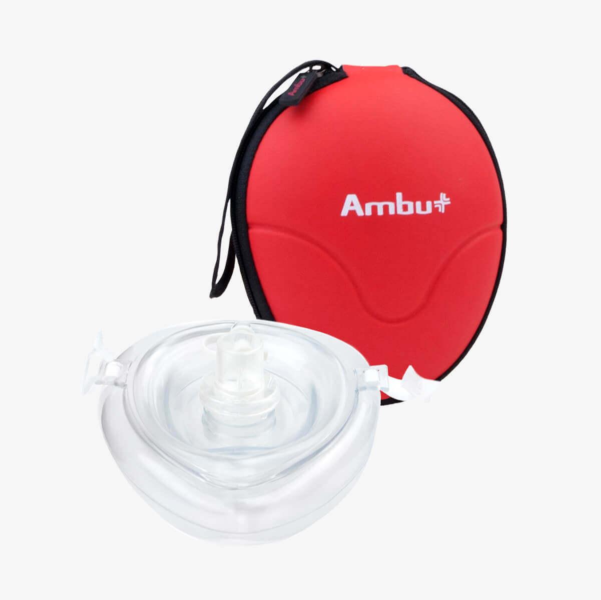 Beatmungsmaske für die hygienische Notfallbeatmung