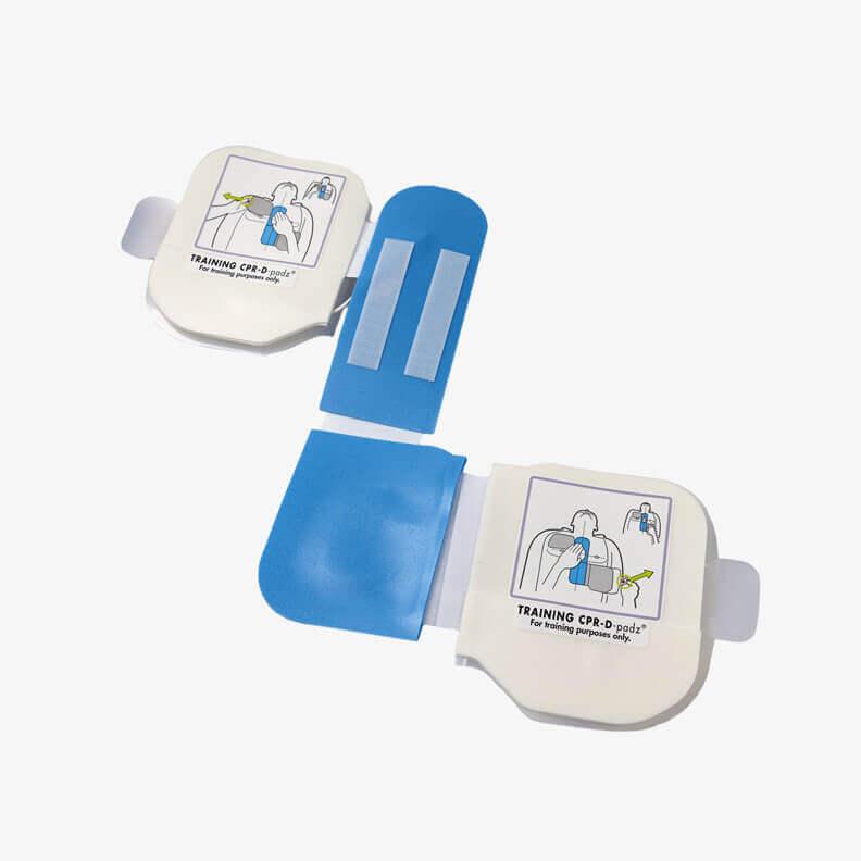 ZOLL CPR-D Demo-Ersatzpads für für die ZOLL CPR-D-padz Trainingselektrode zur Verwendung mit dem ZOLL AED Plus Simulator