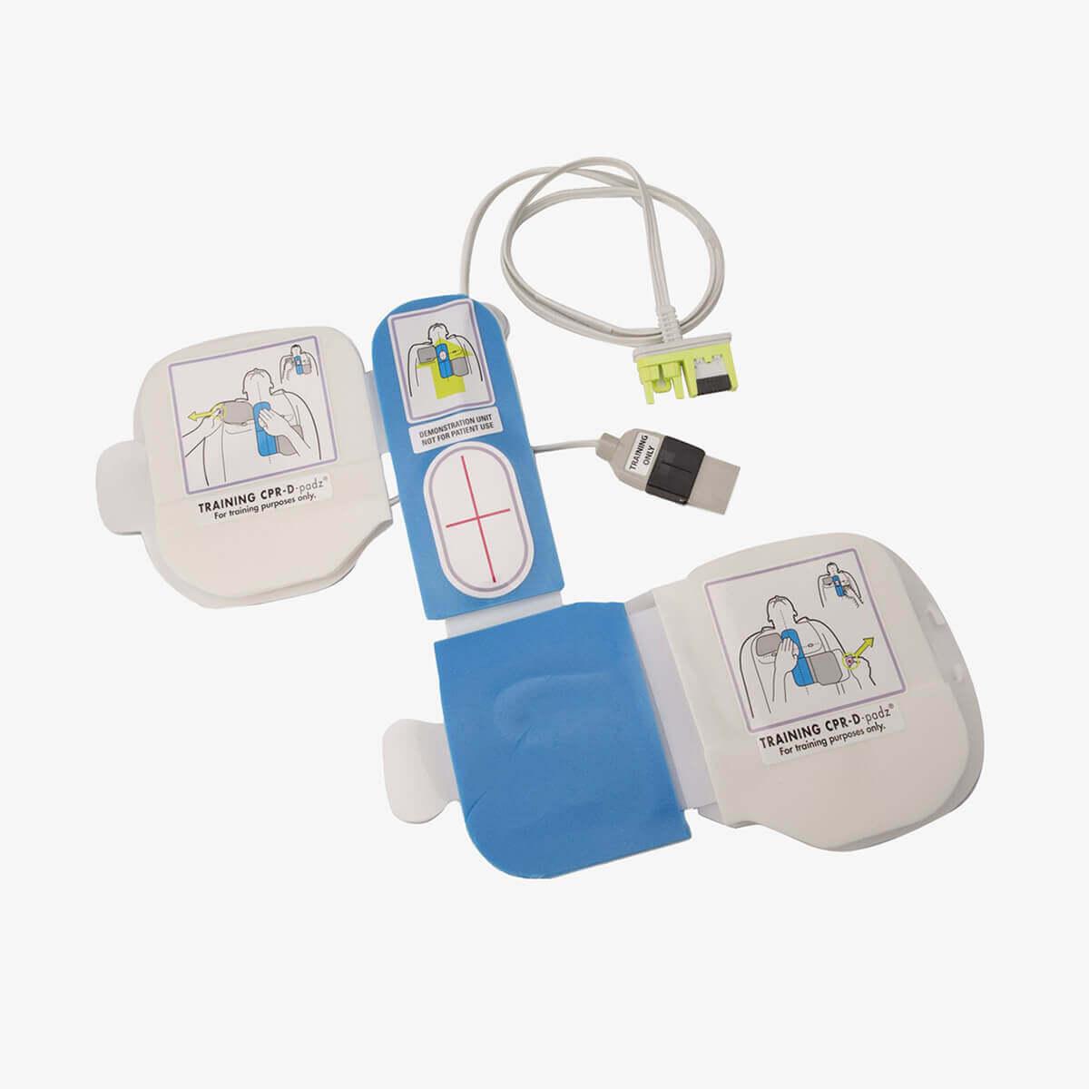 ZOLL CPR-D-padz Trainingselektrode zur Verwendung mit dem ZOLL AED Simulator