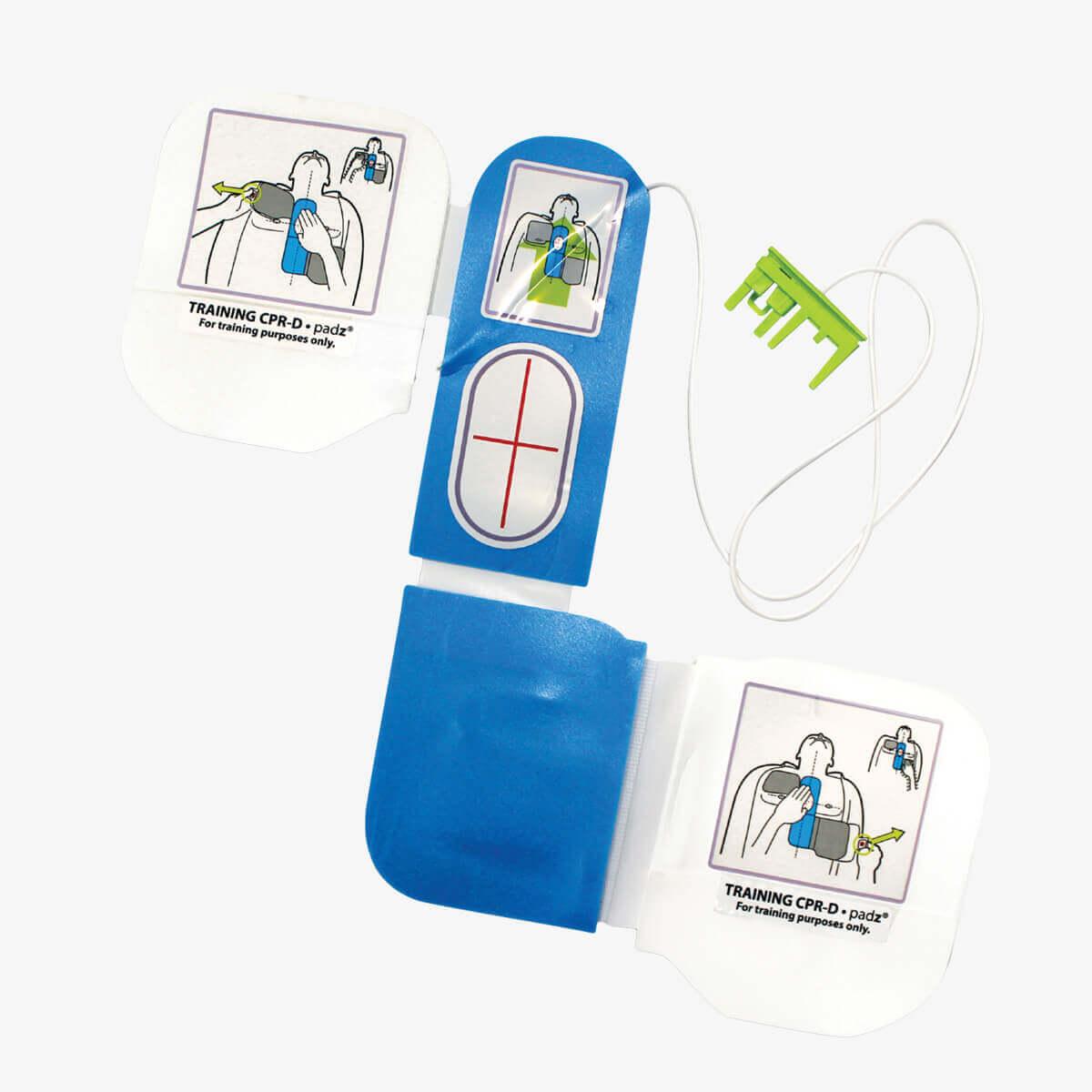 ZOLL CPR D Padz Trainingselektrode für den ZOLL AED Plus Trainer2