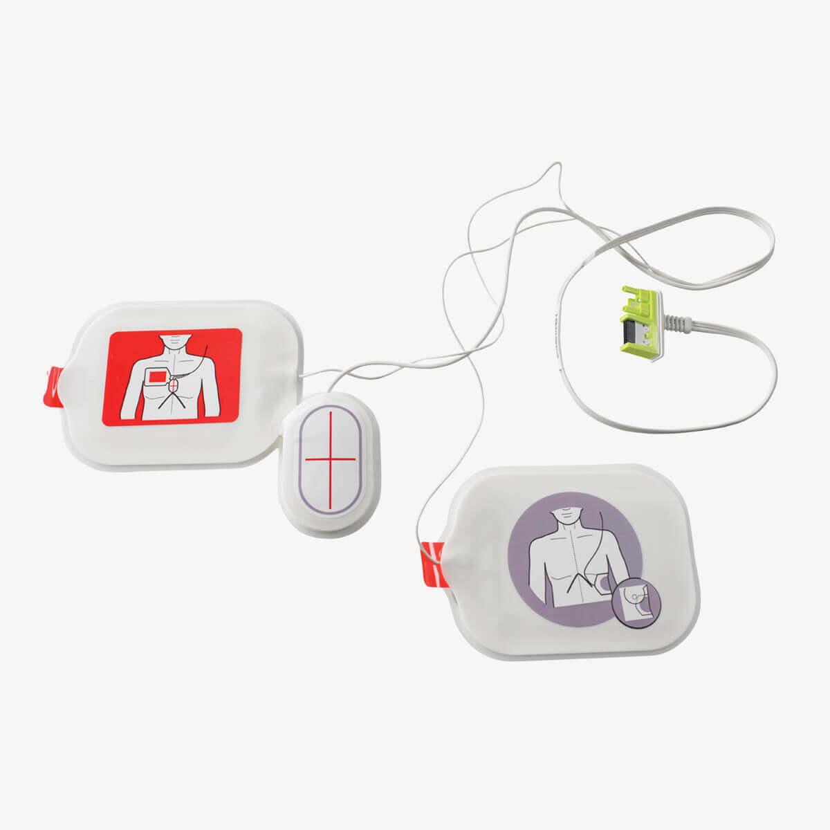 Therapieelektrode ZOLL CPR Stat-padz für ZOLL AED Plus