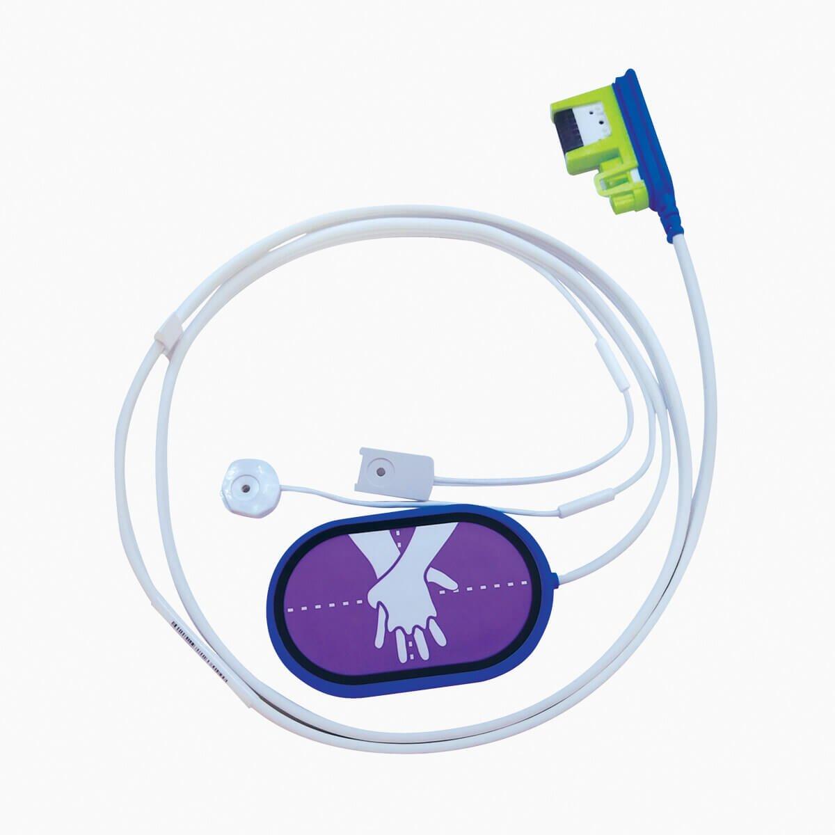 Kompressionssensor ZOLL CPR Uni-padz II für den ZOLL AED 3 Trainer
