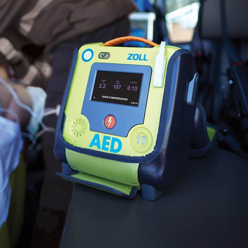 AED3 BLS EV Amb