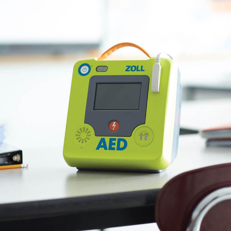 AED3 Sch Desk