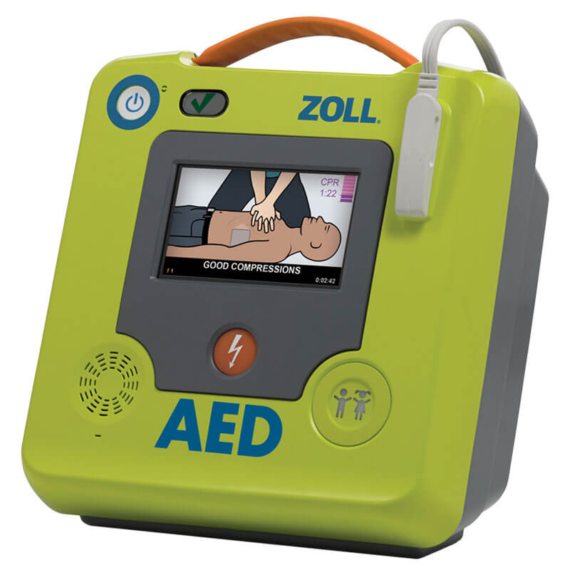 ZOLL AED 3 02